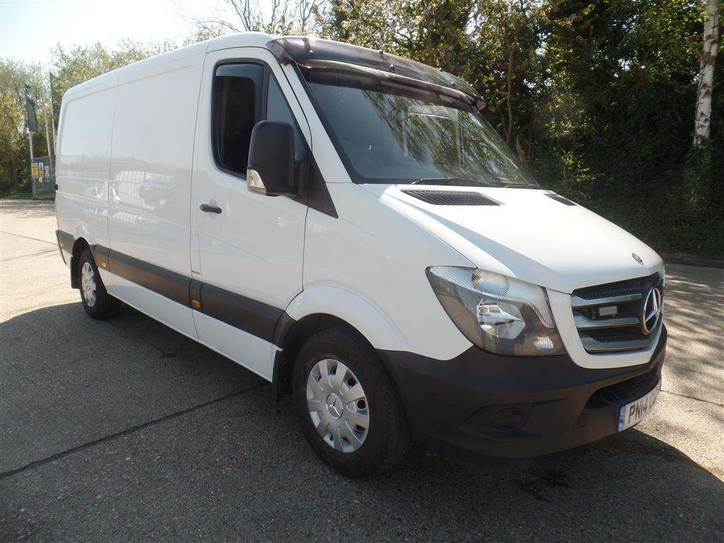 Mercedes-Benz Sprinter 2.1 CDI 316 Panel Van 4dr MWB - image 2