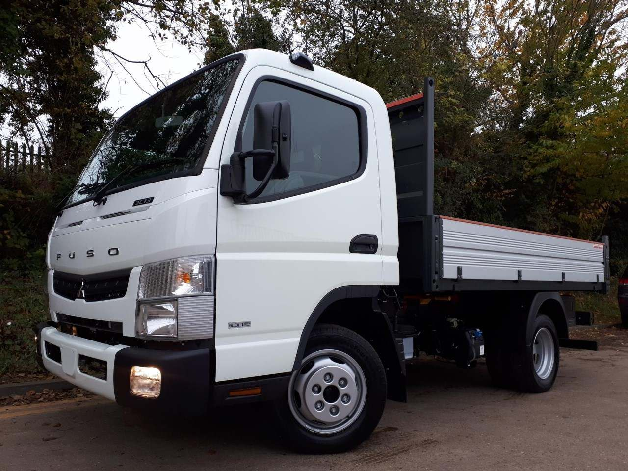 FUSO Canter 3C13 TIPPER