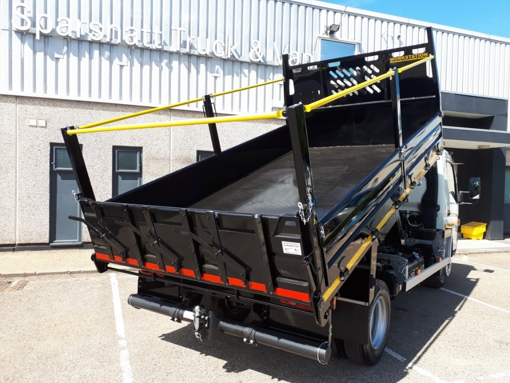 FUSO Canter 7C15 INSULATED TIPPER - image 2