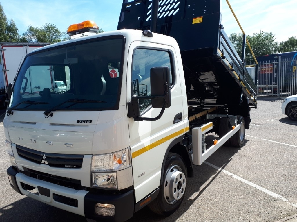 FUSO Canter 7C15 INSULATED TIPPER - image 5