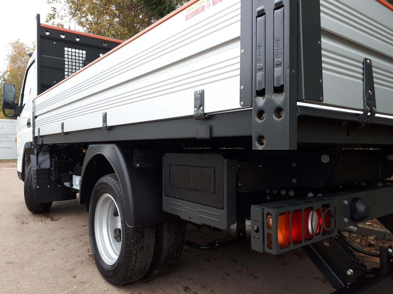 FUSO Canter 3C13 TIPPER - image 3