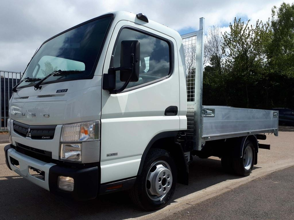 Mitsubishi Canter 3C13 Manual Dropside - image 1