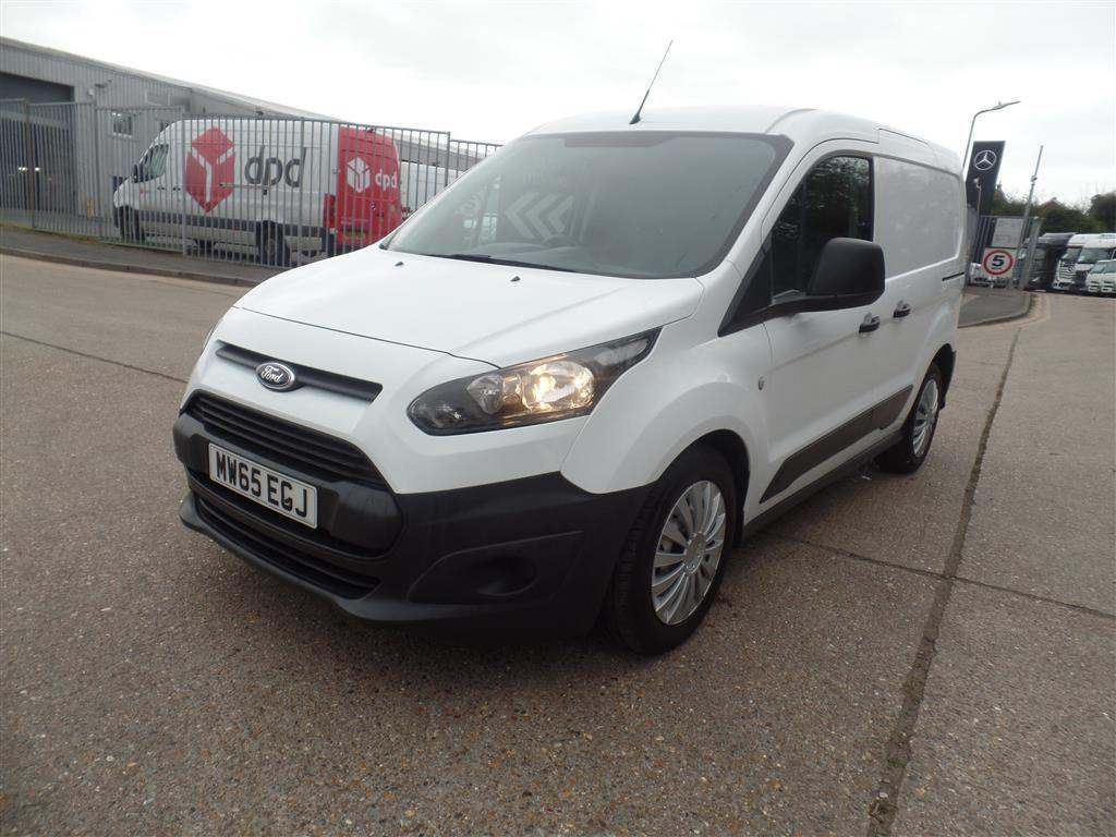Ford Transit Connect 1.6 TDCi 200 L1 4dr