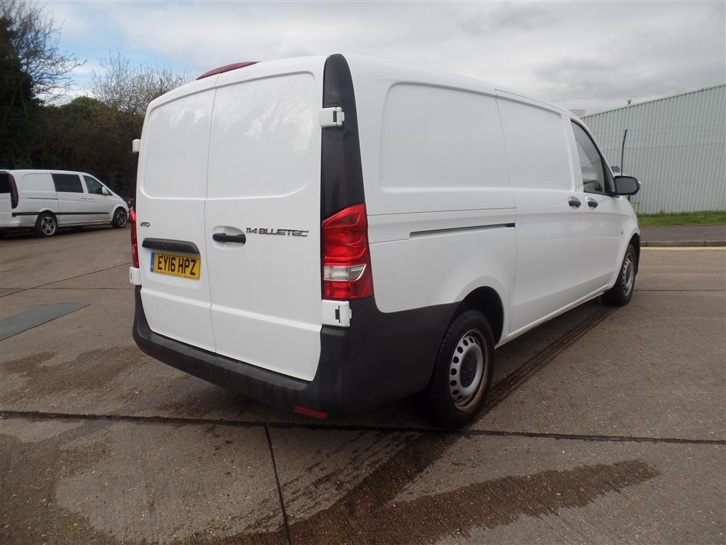 Mercedes-Benz Vito 2.1 114CDI Long Panel Van 5dr (EU6) - image 5