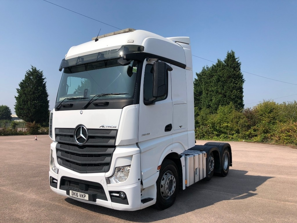Mercedes-Benz Actros 2548LS Bigspace With tipping gear - image 2