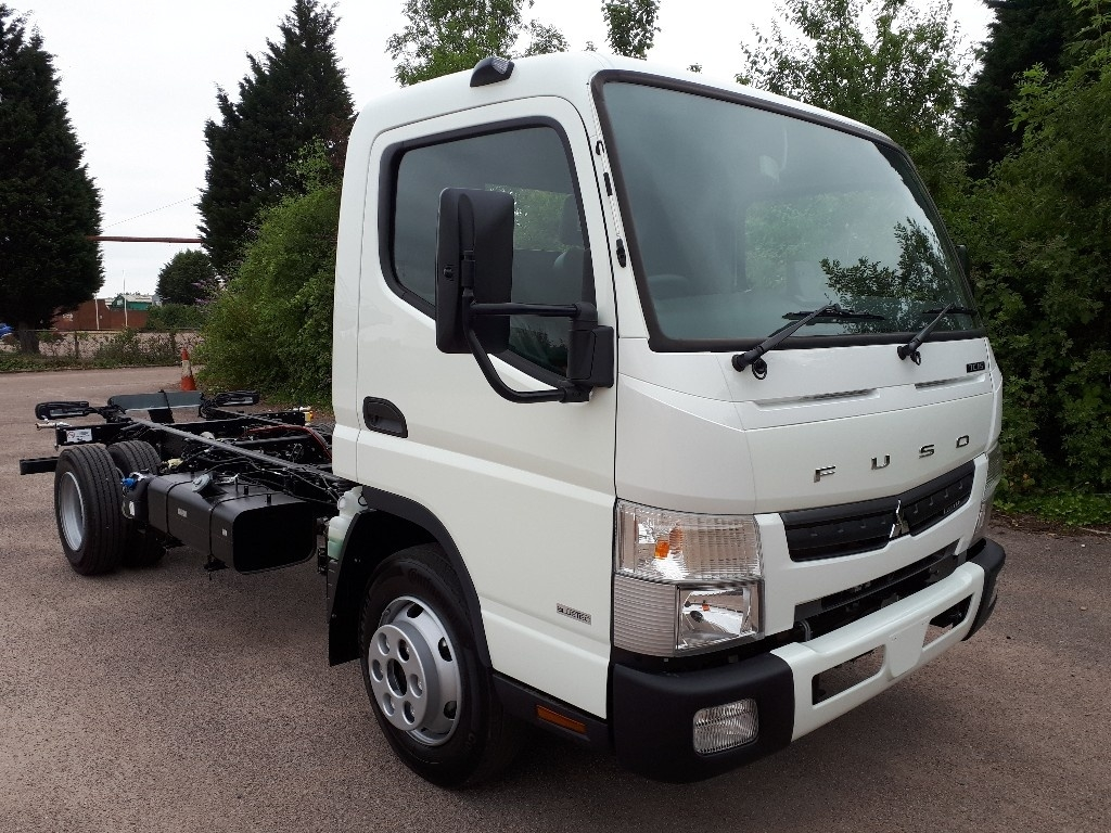 FUSO Canter MY16 7C15 4.3 W/base Chassis Cab
