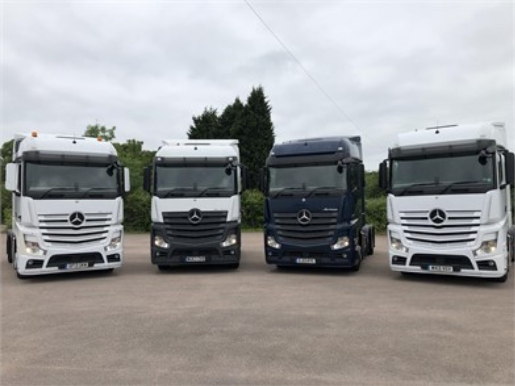Mercedes-Benz Actros Euro 5 Tractor units - image 1