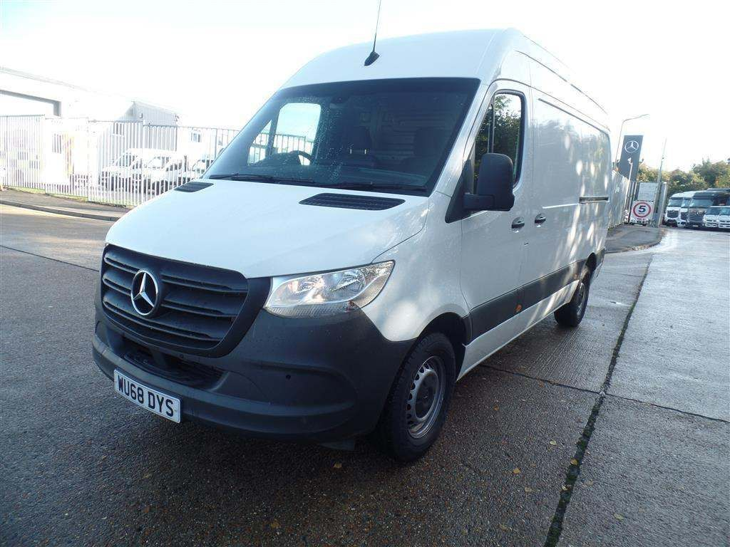 Mercedes-Benz Sprinter 2.1 CDI 314 Panel Van 5dr - image 1