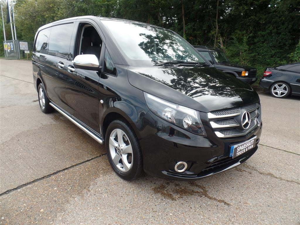 Mercedes-Benz Vito 2.1 116CDI Sport Long Panel Van 5dr (EU6) - image 2