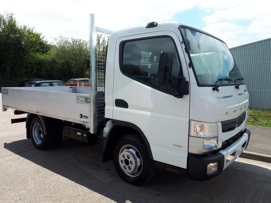 Mitsubishi Canter 3C13 Manual Dropside - image 2