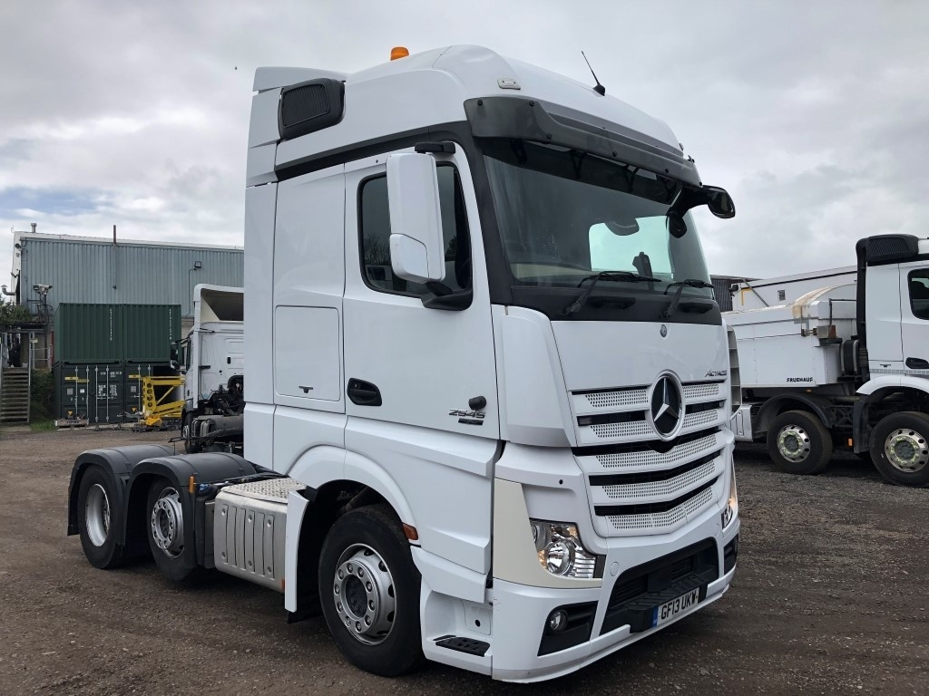 Mercedes-Benz Actros Euro 5 Tractor units - image 5
