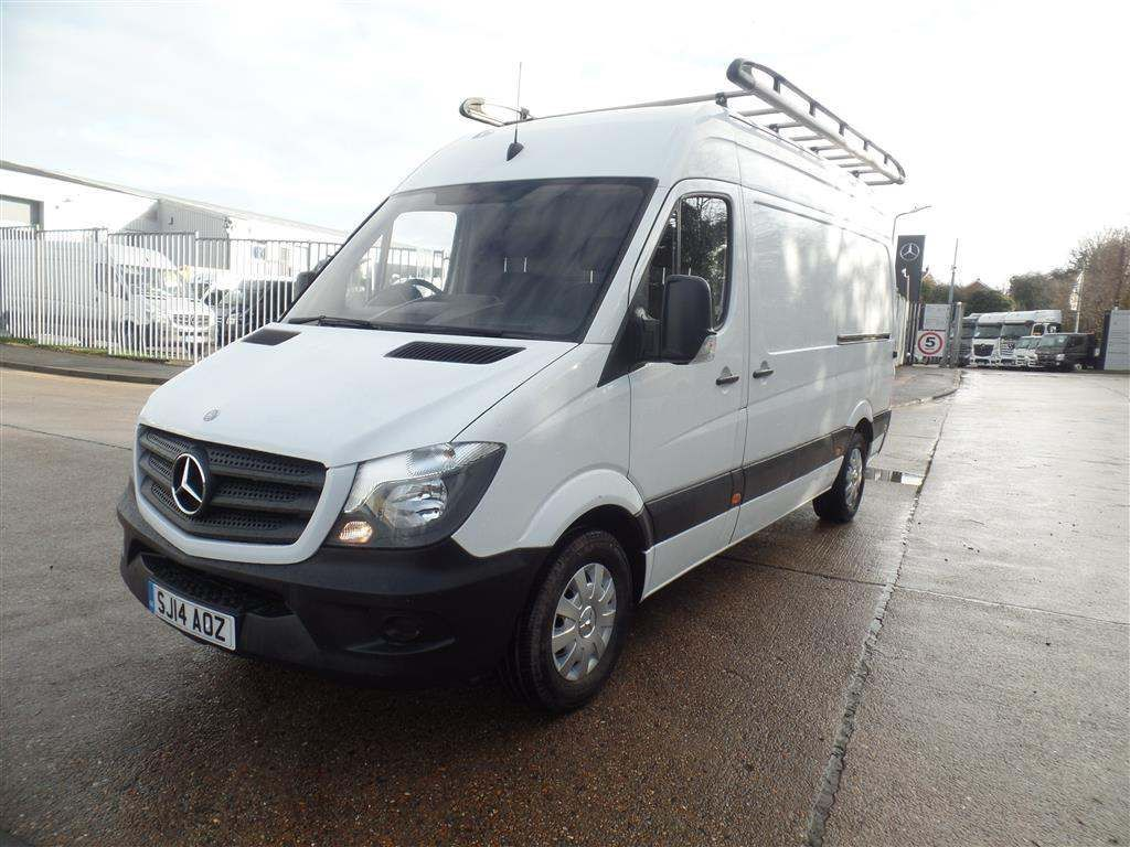 Mercedes-Benz Sprinter 2.1 CDI 313 High Roof Panel Van 5dr MWB<span class=