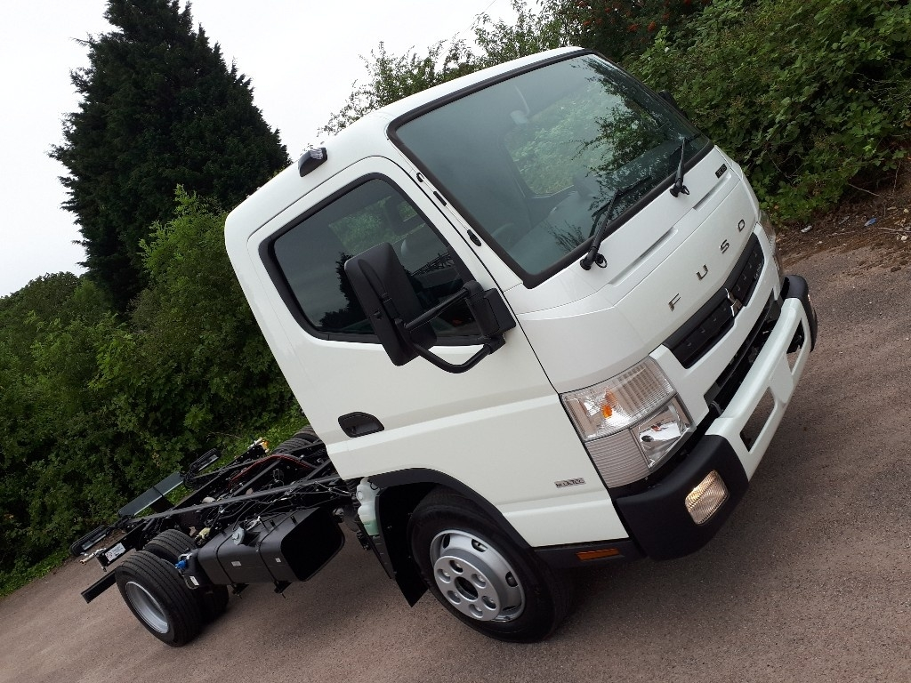 FUSO Canter MY16 7C15 4.3 W/base Chassis Cab - image 4