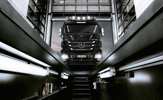 A New Accreditation from Mercedes-Benz