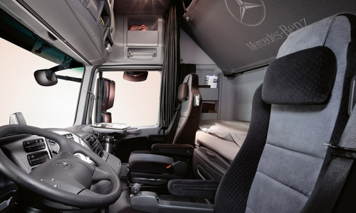 Mercedes-Benz Workshop Driver / Cleaner
