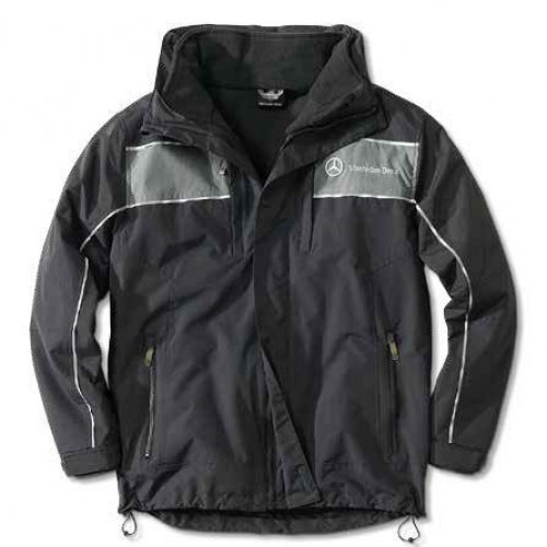 Mercedes Mens 2 in 1 Jacket