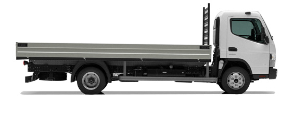 New Fuso Canter 3.5t