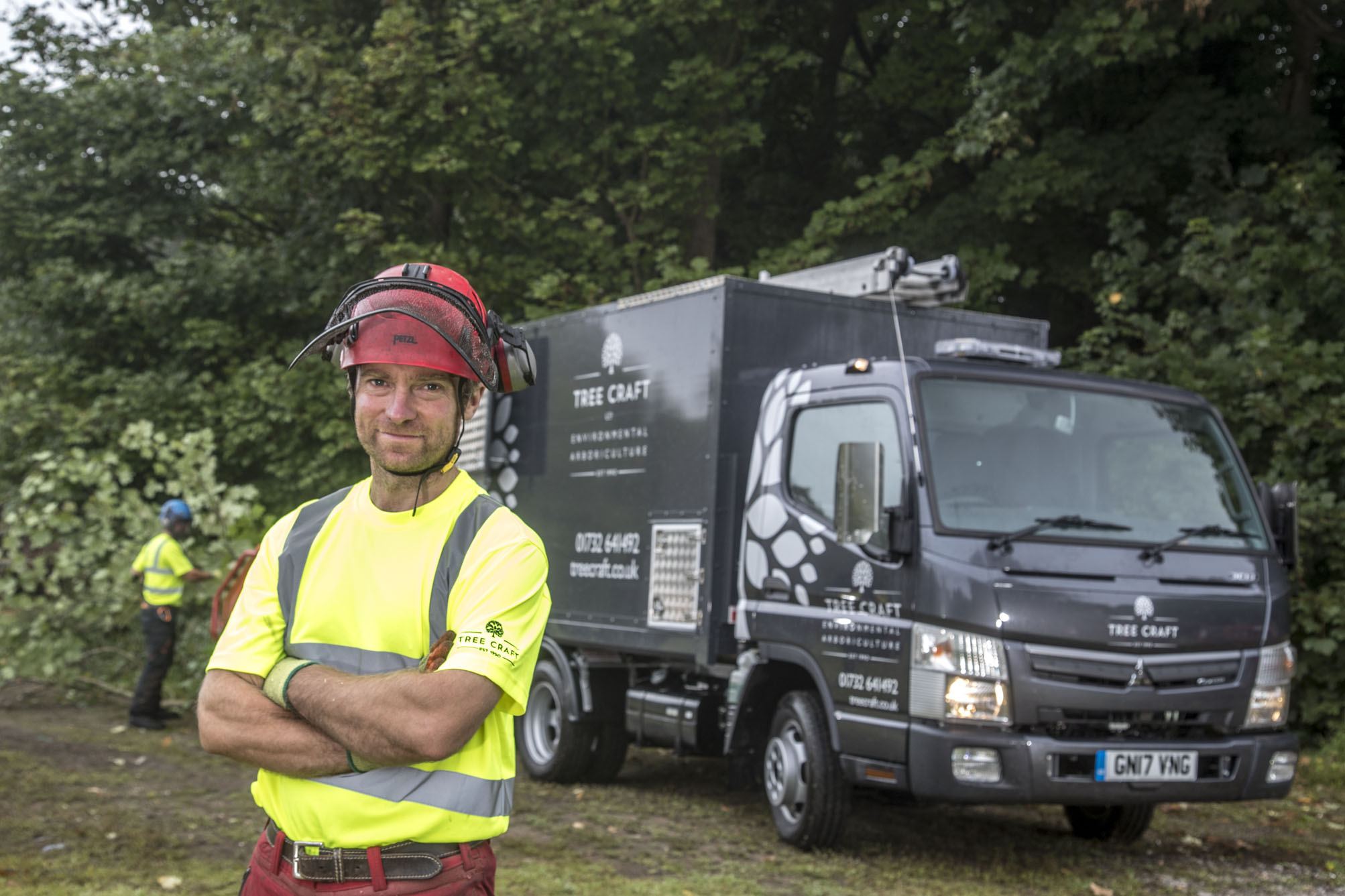 Tree Craft Branches Out With New FUSO Canters From Sparshatts