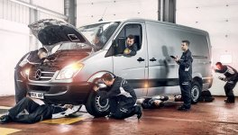 Book a service | Mercedes-Benz | Sparshatts of Kent