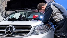 Servicing | Mercedes-Benz | Sparshatts of Kent