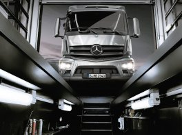Body Shop | Mercedes-Benz | Sparshatts of Kent